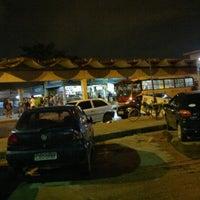 Photo taken at Terminal Rodoviário de Campo Grande by Vinicius d. on 10/12/2011
