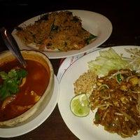 Photo taken at Pormtip Thai BBQ Seafood Restaurant by Lynda M. on 3/6/2012