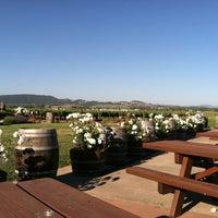Photo taken at Larson Family Winery by SomethingAboutSonoma on 5/20/2012