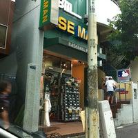 7/31/2011に坂上 sakaue 暢.がベースマン 飯田橋本店で撮った写真