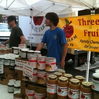 Photo taken at HeadHouse Square Farmers Market by Erin M. on 5/2/2011