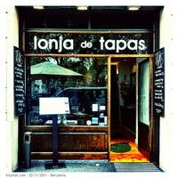 Photo taken at Lonja de Tapas by Mauro F. on 11/22/2011