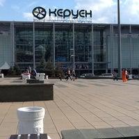 7/9/2012 tarihinde Damir I.ziyaretçi tarafından Керуен / Keruen Mall'de çekilen fotoğraf