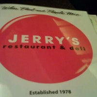 Photo taken at Jerry's Famous Deli by Freddy O. on 2/25/2012