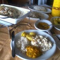 Photo taken at Restaurante Lago da Sereia by Fabiano Rodrigo T. on 11/28/2011
