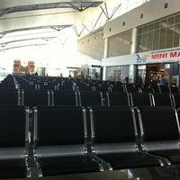Photo taken at Da Nang International Airport (DAD) by Nuno F. on 5/20/2012