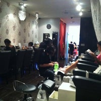 Photo taken at Rouge Nails & Spa by Kelly on 9/22/2011