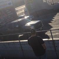 Photo taken at Sandstone Speedway @ Atco Raceway by Erin . on 2/27/2012