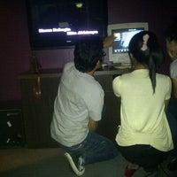 Photo taken at Bintang Gemilang Karaoke by Deanz A. on 3/3/2012