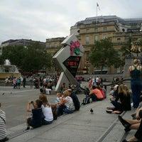 Photo taken at London 2012 OMEGA Countdown Clock by Pekeku on 8/24/2012