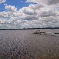 Photo taken at Lake Puckaway by Autumn S. on 7/13/2011