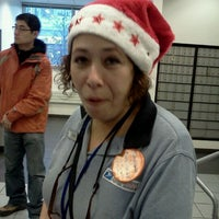 Photo taken at US Post Office - Times Square Station by Jason V. on 12/16/2011