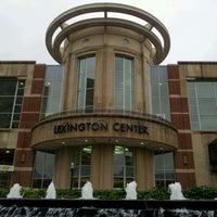 Photo taken at Lexington Center by Juan V. on 5/13/2012