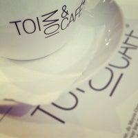 Photo taken at Toi, Moi & Café by Francis G. on 8/12/2012
