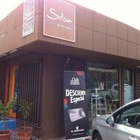 Photo taken at SebaGourmet by Sebastián P. on 9/22/2011