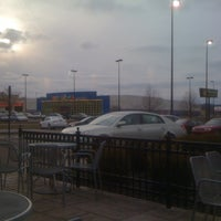 Photo taken at Panera Bread by Matthew M. on 2/3/2011
