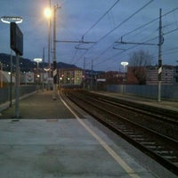 Photo taken at Stazione La Spezia Migliarina by Andrea B. on 12/29/2011