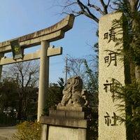 2/10/2012にKeiichi S.が晴明神社で撮った写真