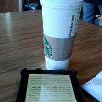 Photo taken at Starbucks by Brief E. on 3/20/2012
