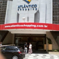 Photo taken at Atlântico Shopping by Maira S. on 1/19/2012