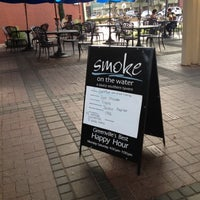 Photo taken at Smoke on the Water by Ashley on 8/5/2012