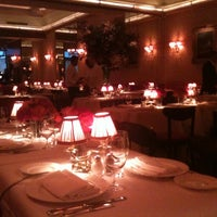 Photo taken at La Grenouille by Gauthier d. on 10/21/2011
