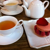 Photo taken at Bosie Tea Parlor by Michael H. on 7/27/2011