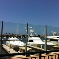 Photo taken at First Cabin @ Balboa Bay Club & Resort by Rayanne T. on 5/31/2012