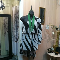 Photo taken at Crystal Nichole Boutique by Crystal M. on 4/5/2012