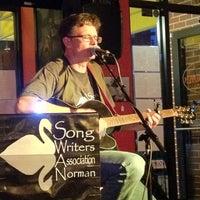 Photo taken at Michelangelo's Coffee & Wine Bar by Delinda F. on 4/27/2012