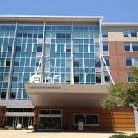 Photo taken at Aloft Chapel Hill by Lauren P. on 6/28/2012