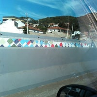 Photo taken at Obras Transcarioca Campinho by Renato S. on 5/23/2012