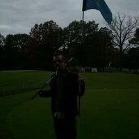 Photo taken at Ash Brook Golf Course by M. Kienan B. on 10/22/2011