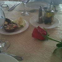 Photo taken at Restaurant Bahia by Melissa ♥. on 5/13/2012