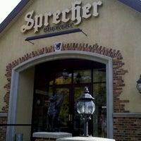 Photo taken at Sprecher Brewery by Adan H. on 10/7/2011