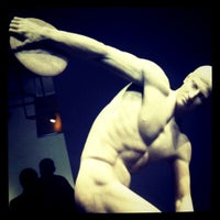 Photo taken at Palazzo Massimo Alle Terme - Museo Nazionale Romano by Dabliu on 5/15/2011
