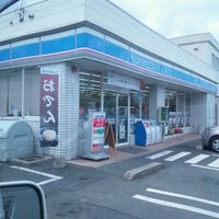 Photo taken at ローソン 長門深川湯本店 by Hiroo T. on 11/7/2011