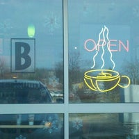 Photo taken at BIGGBY COFFEE by brad f. on 1/5/2012