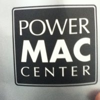 Photo taken at Power Mac Center by Carlo A. on 3/23/2012