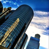 Foto tirada no(a) The Westin Bonaventure Hotel & Suites, Los Angeles por @cfnoble em 11/4/2011