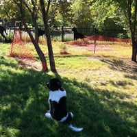 Photo taken at Wagging Tail Dog Park by Barbara F. on 9/10/2011