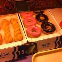 Photo taken at Mister Donut by Phatcharanicha P. on 8/21/2012