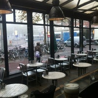 Photo taken at Grand Café Heineken Hoek by Даниил Г. on 11/21/2011