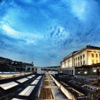 Photo taken at Baltimore Penn Station by Josh F. on 7/4/2012