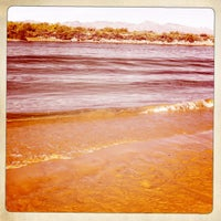 Photo taken at Willow Valley Beach by Tina S. on 10/2/2011