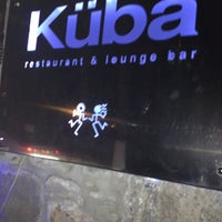 Photo taken at Küba Restaurant & Lounge Bar by Lili ✨. on 7/7/2012