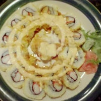 Photo taken at Fuji Sushi by Amy F. on 12/31/2011