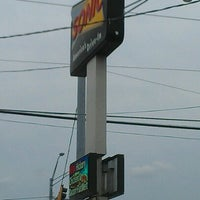 Photo taken at SONIC Drive In by Christine G. C. on 8/20/2012