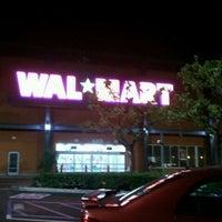 Photo taken at Walmart Supercenter by Ernesto R. on 10/8/2011