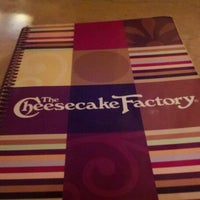 Photo taken at The Cheesecake Factory by Greg T. on 12/3/2011